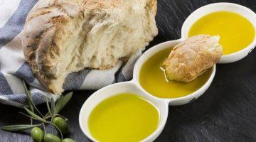 beneficios del pan con aceite de oliva