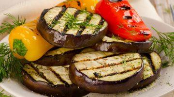 cocinar verduras al horno