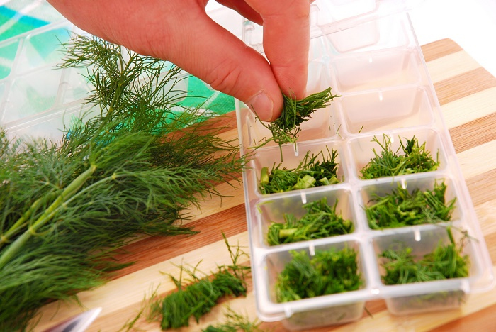 hierbas aromáticas aceite