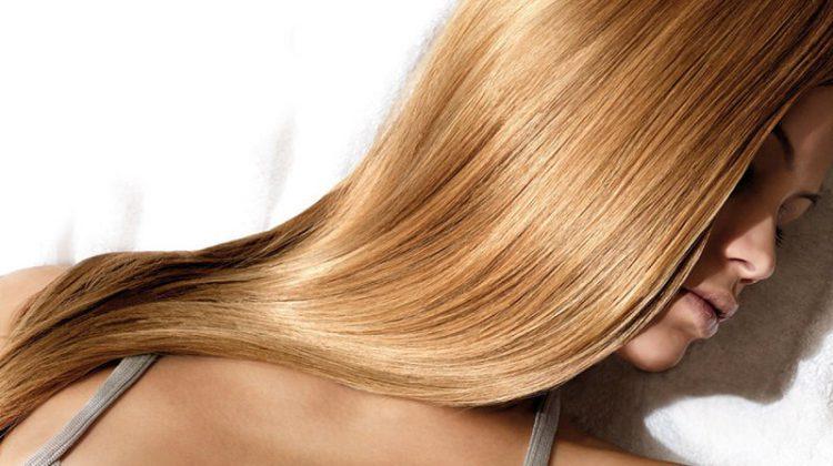 lucir pelo brillante