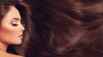 Aceite de oliva para el pelo