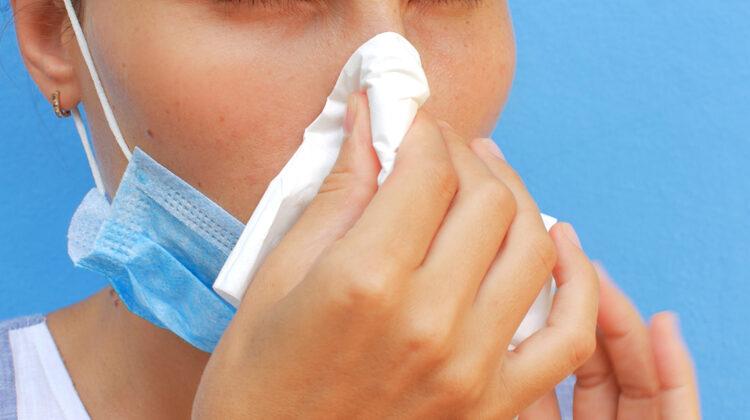 Aceite de oliva para resequedad nasal