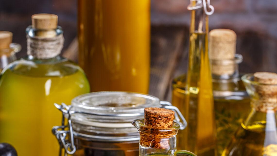 Aceite de oliva amargo