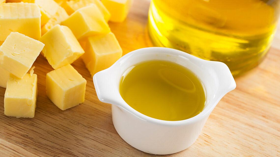Mantequilla de aceite de oliva
