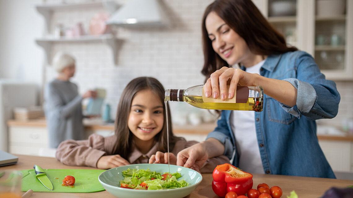 Minerales del aceite de oliva