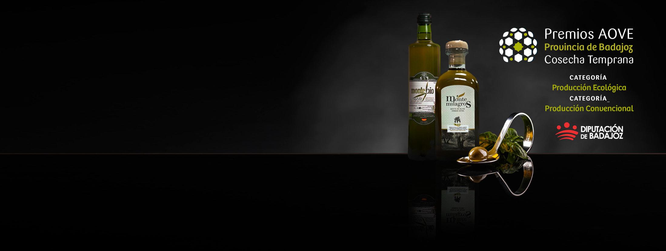 premios aceite de oliva de extremadura