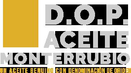 """Denominación de Origen Protegida """"Aceite de Monterrubio"""""""