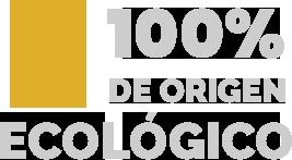 Aceite 100% de Origen Ecológico